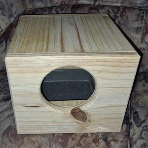 Chinchilla Sand Box