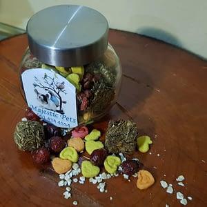 Chinchilla Treat Jar