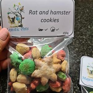 Rats & Hamster Homemade Treats Packet