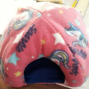 Rats Fleecy Dome
