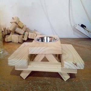 Single Feeding Bench